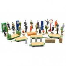 Dapol C012 Station Accessories OO