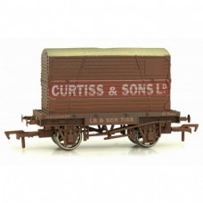 Dapol 4F-037-109 Curtiss Container weathered