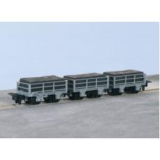 Peco GR-321 slate wagons