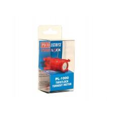 Peco PL-1001 Twistlock motor and twin micro switch
