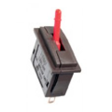 Peco PL-26 passing contact switches red