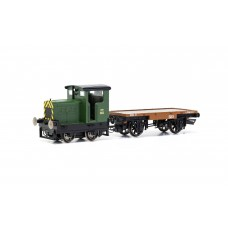 Hornby R3706 Ruston & Hornsby ARMY locomotive