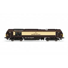 Hornby R3774 class 67 Belmond British Pullman locomotive