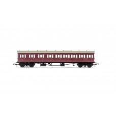Hornby R4878A coach suburban  collett 3rd composite
