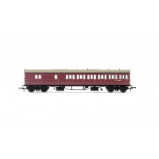 Hornby R4881A coach suburban  collett 3rd brake