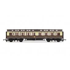 Hornby R4899 GWR Clerestory coach