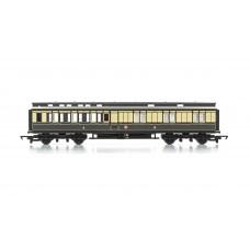 Hornby R4900 GWR Clerestory coach
