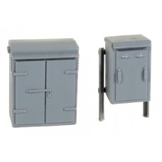 Wills SS88 Relay Boxes set 2