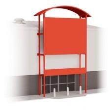 Wills Modern SSM311 retail frontage kit