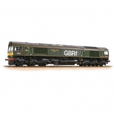 Bachmann 32-983SF Sound Class 66 Evening Star