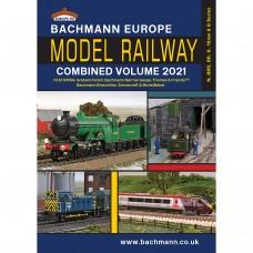 Bachmann 36-202 Bachmann Europe combine catalogue 2021