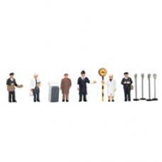 Bachmann 36-416 1960-1970s urban workers