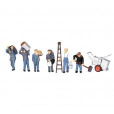 Bachmann 36-417  Tradesmen