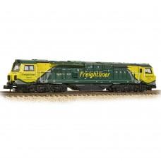 Graham Farish 371-640 class 70 Freigtliner