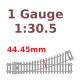 1 Gauge