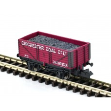 Gaugemaster GM22410105 7 plank Chichester coal