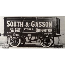 Gaugemaster GM2410101 7 plank  South and Gasson