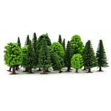 Gaugemaster GM 121 Mixed Forest Trees