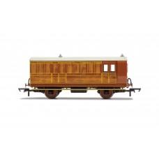 Hornby R40060 4 wheel coach Baggage GNR