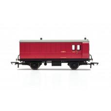 Hornby R40080 4 wheel coach brake BaggageBR