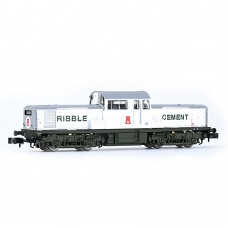 EFE Class 17 Ribble Cement