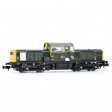 EFE Class 17 B.R.Green