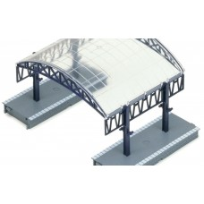 Hornby R334 station over roof