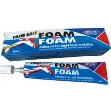 DELUXE  AD34 Foam to foam