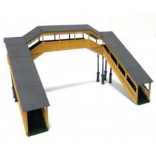 Gaugemaster GM 403 Fordhamption  Railway Footbridge kit