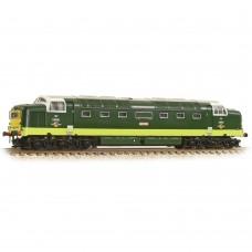 Graham Farish 371-285A class 55 B.R. Green