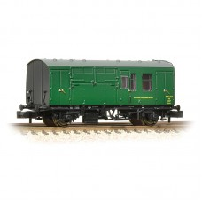 Graham Farish 373-362a S.R. Horse-box-green