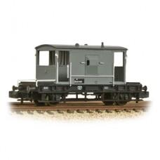 Graham Farish 377-526b B.R 20 ton Brake van