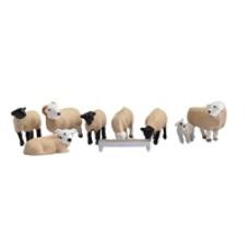 Graham Farish 379-343 Sheep