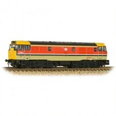 Graham Farish 371-113 class 31/1 B.R. RTC