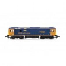 Hornby R3910 class 73 locomotive GBRf