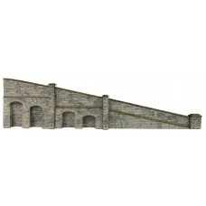 Metcalfe pn149 tapered retaining wall stone