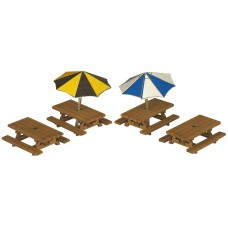 Metcalfe pn810 Picnic Tables