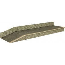 Metcalfe PO235 stone Platform