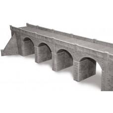 Metcalfe po241 double track stone viaduct