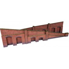 Metcalfe po248 tapered retaining wall brick