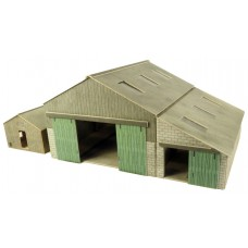 Metcalfe po252 manor farm buildings
