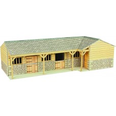 Metcalfe po256 stable block