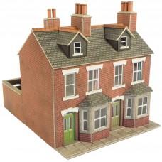 Metcalfe po261 terraced houses brick