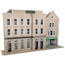 Metcalfe po271 low relief bank and shop