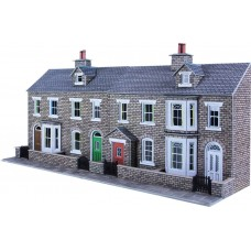 Metcalfe po275 low relief  terraced fronts stone