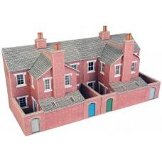 Metcalfe po276 low relief  terraced backs brick