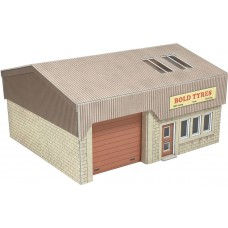 Metcalfe po285 Industrial unit