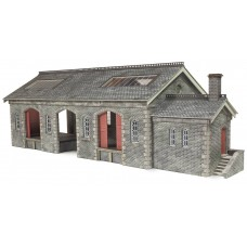 Metcalfe po336 settle carlisle Station Goods Shed