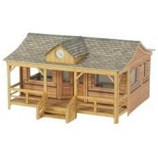 Metcalfe po410 wooden paviloin
