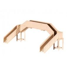 Ratio 222 footbridge Kit N